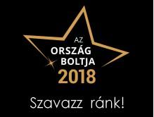 Az Ország Boltja 2018 verseny