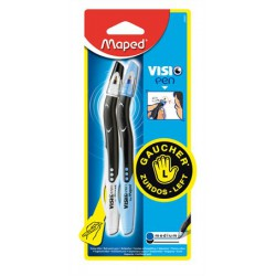 Maped Visio golyóstoll, 0.7mm, kék és fekete, balkezes 5000Ft alatt Tollak és ceruzák Maped