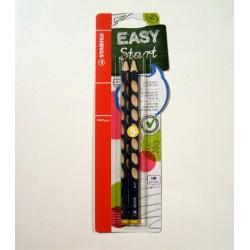Stabilo EASYgraph grafit ceruza HB, 2db, balkezes, csomagolt 5000Ft alatt Tollak és ceruzák Stabilo