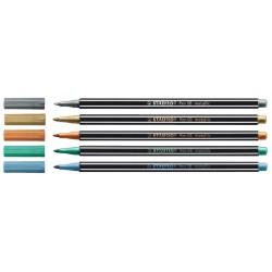 Stabilo Pen 68 metallic filc, 1.4mm, szóló Balkezes tollak Tollak és ceruzák Stabilo