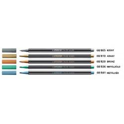 Stabilo Pen 68 metallic filc, 1.4mm, szóló 5000Ft alatt Tollak és ceruzák Stabilo