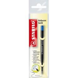Stabilo golyóstoll betét 0.5mm, kék Azonnal száradó tollak Tollak és ceruzák Stabilo