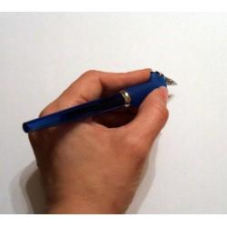 Yoropen golyóstoll 0.7mm + utántöltő, kék