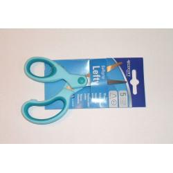 Westcott Softgrip olló 13cm, hegyes, balkezes, kék Gyerekeknek Ollók Westcott
