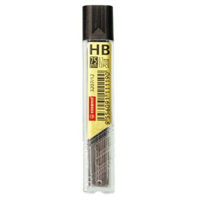 Stabilo SMARTgraph töltőceruza betét 0.7mm HB 12db