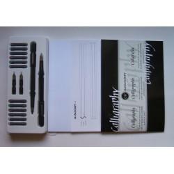 Manuscript Masterclass Calligraphy készlet, balkezes 5000Ft felett Tollak és ceruzák Manuscript